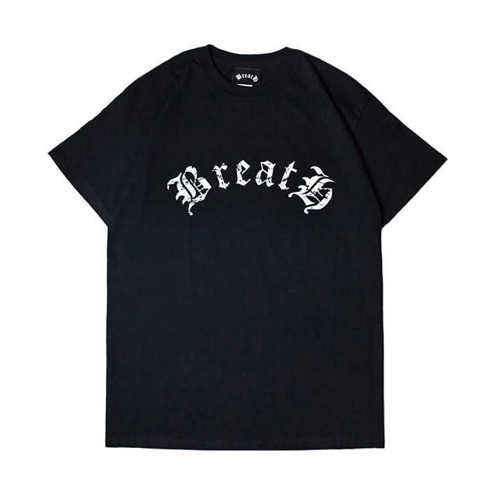 「BreatH LOGO T-SHIRT / BLACK」