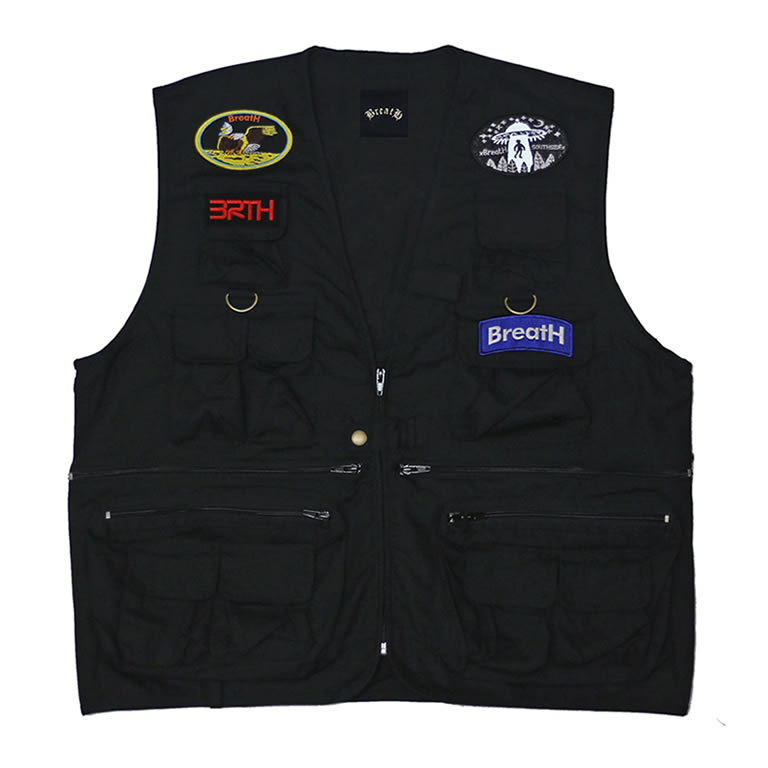 "【BreatH】 ""SPACESHIP"" VEST"
