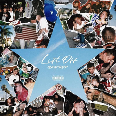 New EP「Lift Off」